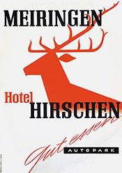 Anonym - Hotel Hirschen