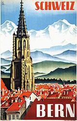 Reber Bernhard - Bern
