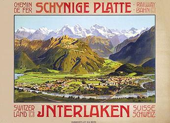 Reckziegel Anton - Interlaken - Schynige Platte