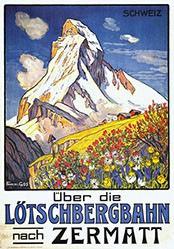 Gos François - Lötschbergbahn
