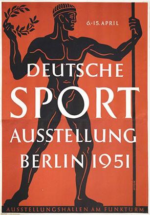 Ahrlé René - Deutsche Sport Ausstellung