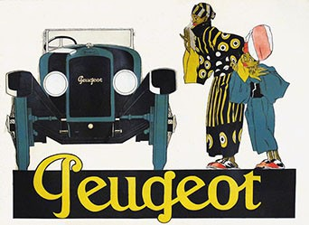 Vincent René - Peugeot