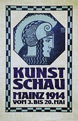 Anonym - Kunstschau Mainz