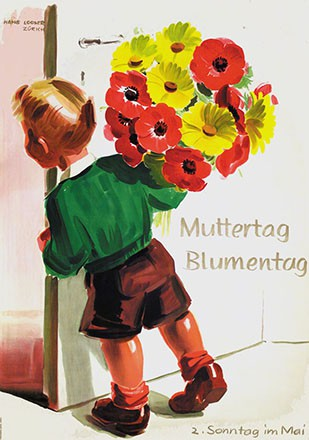 Looser Hans - Muttertag - Blumentag