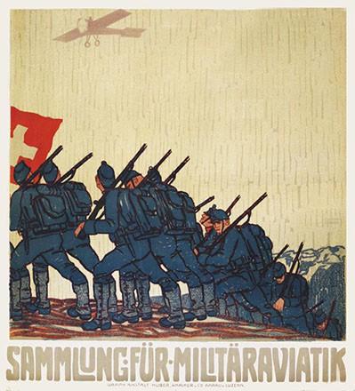 Renggli Eduard - Sammlung für Militäraviatik