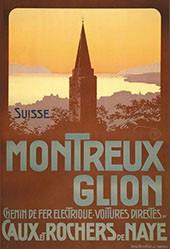 Borgoni Mario - Montreux Glion