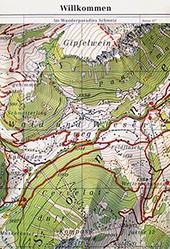 Fanger Sandra - Wanderparadies Schweiz