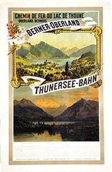 Weber Johannes - Thunersee-Bahn