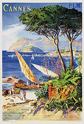 Tanconville (Henri Ganier) - Cannes