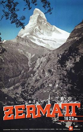 Gyger Emanuel (Photo) - Zermatt