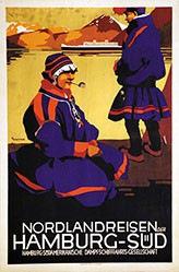 Anton Ottomar - Nordland Reisen