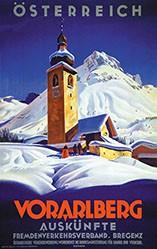 Berann Heinrich C. - Vorarlberg