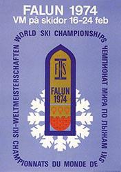 Fredriksson Owe - Ski Championships