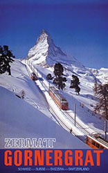 Klopfenstein Eduard (Photo) - Zermatt - Gornergrat