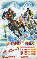 Laubi Hugo - Grand Prix - St. Moritz