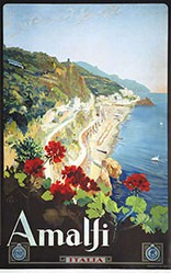 Borgoni Mario - Amalfi - Italia