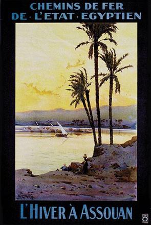 Lamplough Augustus Osborne - Chemins de Fer Egyptien