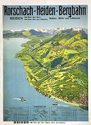 Weber Johannes - Rorschach-Heiden-Bergbahn