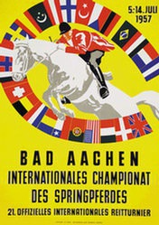 Anonym - Internationales Championat Bad Aachen