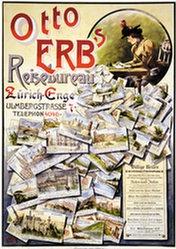 Anonym - Otto Erb's Reisebüro
