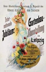 Schilbach Heinrich Otto - Jubiläums Gartenbau-
