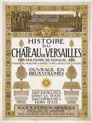 Giraldon Ad. - Château de Versailles