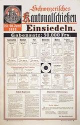 Anonym - Schweizerisches Kantonalschiessen