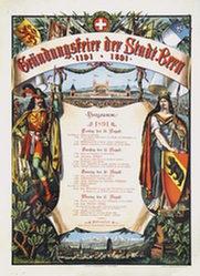 Jauslin Karl - Gründungsfeier