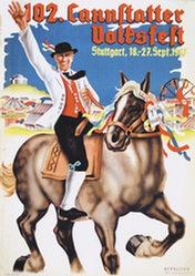 Bernlöhr - Cannstatter Volksfest