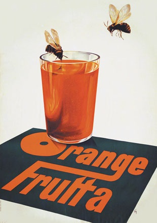 Diggelmann Alex Walter - Orange Frutta