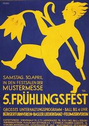 Hunziker Beni - Frühlingsfest