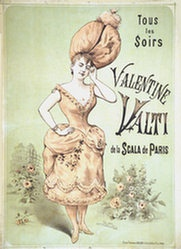 Levy Ch. - Valentine Valti