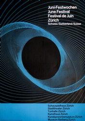 Lohse Richard Paul - Juni-Festwochen Zürich