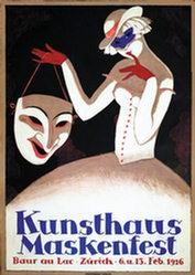 Laubi Hugo - Kunsthaus Maskenfest