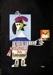 Leupin Herbert - Imprimeries Réunies SA