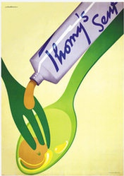 Neukomm Emil A. - Thomy's Senf