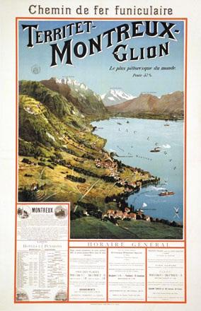 Weber Johannes - Territet-Montreux-Glion