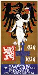 Anonym - Millénaire de Saint Venceslas