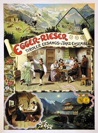 Anonym - Egger-Rieser