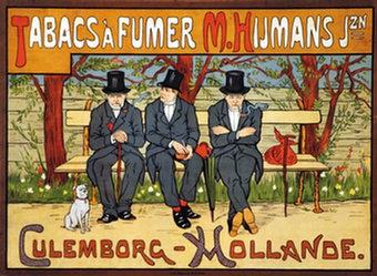 Anonym - Tabacs M. Hijmans