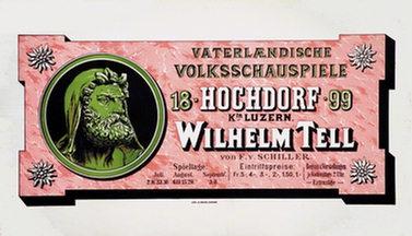 Anonym - Wilhelm Tell