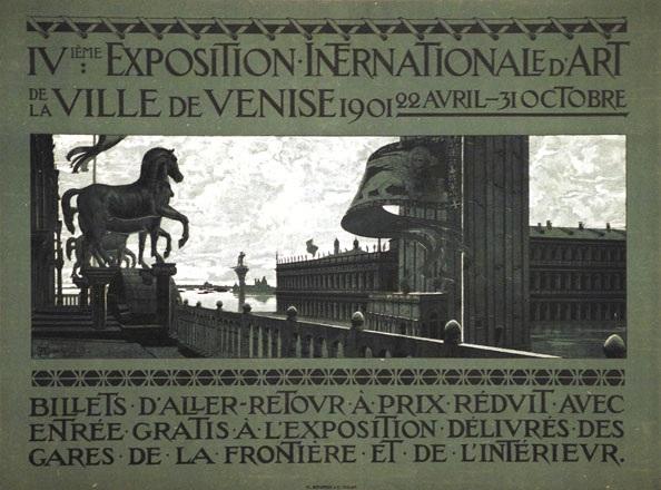 Anonym - Exposition Internationale d'Art