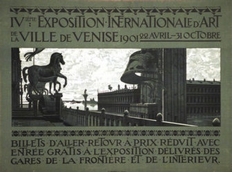 Anonym - Exposition Internationale d'Art