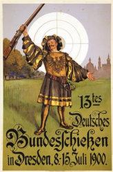 Anonym - Deutsches Bundesschiessen