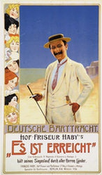 Anonym - Deutsche Barttracht