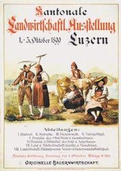 Anonym - Kantonale Landwirtschaftliche