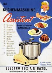 Anonym - Assistent Küchenmaschine