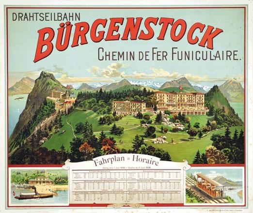 Anonym - Bürgenstock