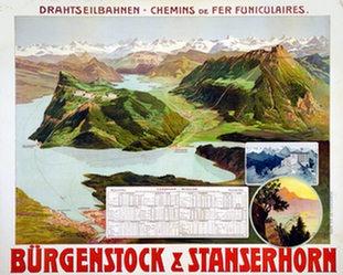 Anonym - Bürgenstock & Stanserhorn