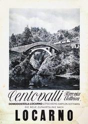 Anonym - Ferrovia Elettrica Centovalli